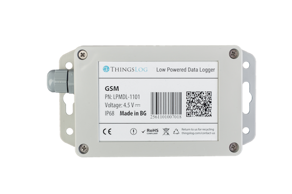 Low Power Mobile Data Loggers