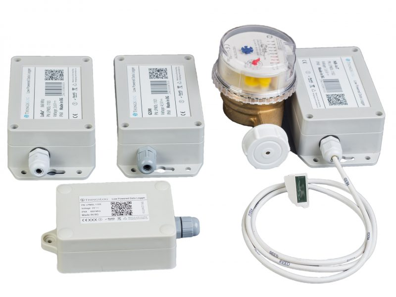 Low power data loggers