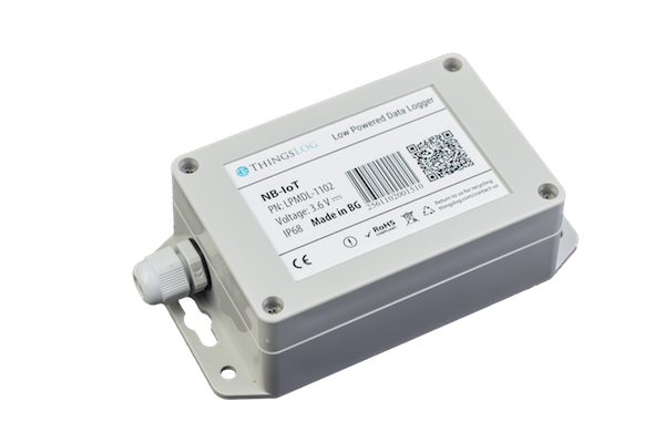NB-IoT low power mobile data logger.