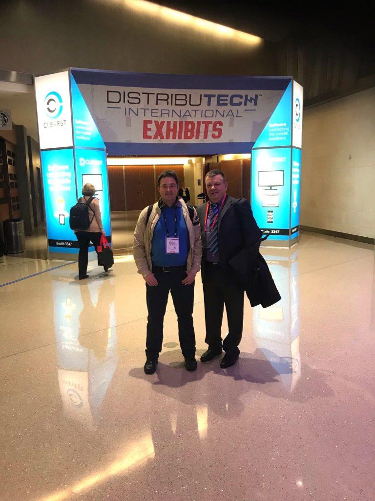 ThingsLog DTECH2020 team  Nikolay Milovanov and Stefan Apostolov
