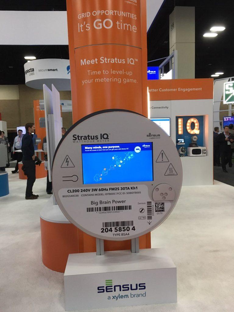 Sensus smart meter vision