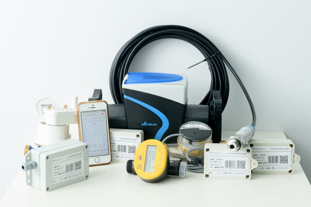 Remote water metering and monitoring
