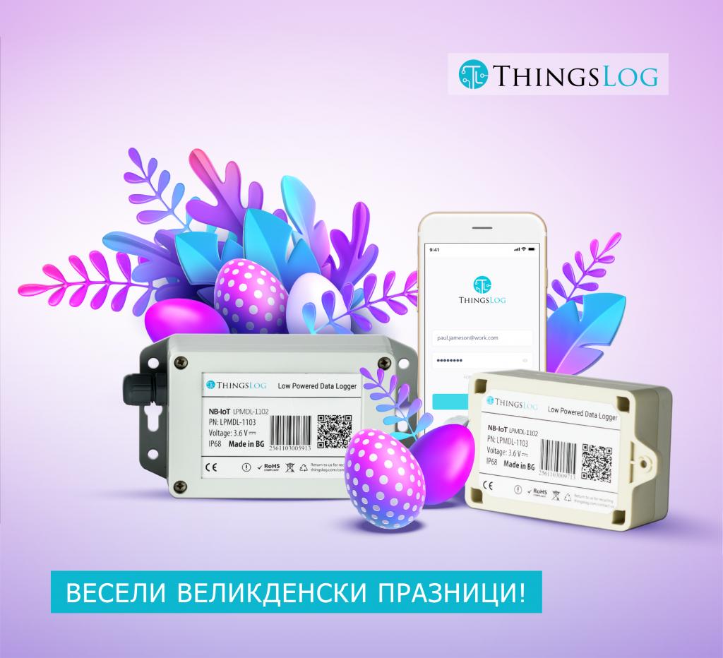 Easter ThingsLog