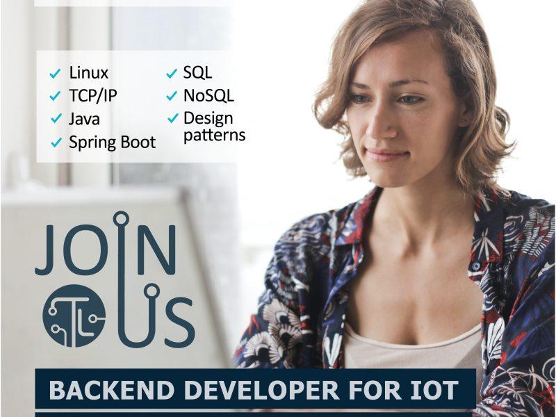 ThingsLog backend developer