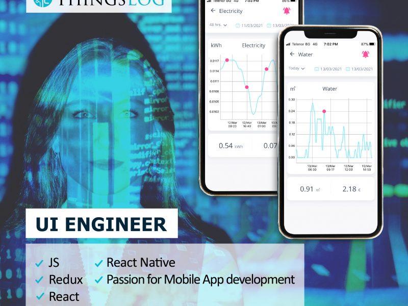 UI engineer